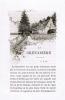 La Grenadière. Six compositions dessinées et gravées à l'eau-forte par Ad. Lalauze. Avant-propos de Georges Vicaire.. Balzac, Honoré de - Vicaire, ...