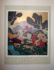 Au royaume de la perle. Illustrations de Edmond Dulac.. Rosenthal, Léonard - Dulac, Edmond (ill.)
