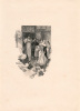 Petits contes à ma soeur. Soixante deux illustrations de Dunki gravées par Clément Bellenger.. Moreau, Hegésippe - Dunki, Louis (ill.)