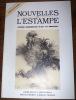 Nouvelles de l'Estampe. Octobre-novembre 2005. N° 202 : Redon et Flaubert, tentations croisées dans Saint Antoine par Denis Bruza Molino / Mon ...
