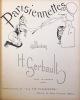 Parisiennettes, album de H. Gerbault. Gerbault, Henry