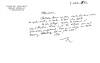 Lettre autographe signée à l'écrivain Christian Maurel [4 octobre 1992]. Roy, Jules (1907-2000, écrivain)