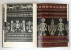Decorative Art in Indonesian Textiles. Langewis, Laurens ; Wagner, Frits A.