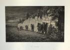 Légendes rustiques. Dessins de Maurice Sand, texte de George Sand.. Sand, George - Sand, Maurice (ill.)