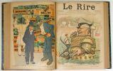 Le Rire, journal humoristique paraissant le samedi. 4e année, 1898. Collectif: Juven Felix (dir.); Alexandre, Arsène (dir. art.)