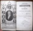 Véritable médecine sans médecin, ou sciences médicales mises à la portée de toutes les classes de la société.. Morel de Rubempré, J.