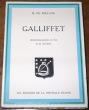 Galliffet. Illustrations gravées sur bois de D. Sigros. de Rolland, Henri ; Sigros, D. (ill.)