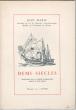 Demi-siècles. Evolution de la marine marchande depuis le XIIIeme siècle. Illustrations de L. Haffner.. Marie, Jean ; Haffner, L.