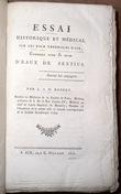 Essai historique et médical sur les eaux thermales d'Aix connues sous le nom d'eaux de Sextius. Robert, Louis-Joseph-Marie