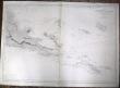 Océan Pacifique. Nouvelle Guinée : De la Pointe Keppel à la Baie Hercule, Îles d'Entrecasteaux et archipel de la Louisiade. D'après les cartes les ...