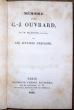 (I) Mémoire pour G.-J. Ouvrard par M. Mauguin, avocat, sur les affaires d'Espagne, (II) MM. Ouvrard contre M. Louis Tourton, (III) Mémoire pour ...