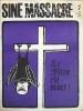 SINE MASSACRE 7 . 31 janvier 1963 . Le pape est mort ..  SINE MASSACRE .