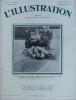 L' ILLUSTRATION No 4537 . 15 fevrier 1930 . Le baptistere et le cloitre de Frejus ..  L' ILLUSTRATION . Journal universel .