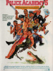 """Affiche 120 x 160 du film """"POLICE ACADEMY 5"""" de Alan Myerson ..  Affiche 120 x 160 du film """"POLICE ACADEMY 5"""" de Alan Myerson ."""