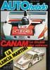 AUTO HEBDO n° 240 . Can Am . Lancia Martini ..  AUTO HEBDO n° 240 . 6 novembre 1980 .