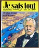 JE SAIS TOUT n° 25 . Le canal de Suez . 30 septembre 1969 ..  JE SAIS TOUT n° 25 . Le canal de Suez . 30 septembre 1969 .