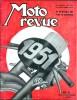 MOTO REVUE . N° 1013 . 30 décembre 1950 . N° spécial de fin d' année . .  MOTO REVUE .