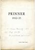 Prinner 1965 parle de Prinner 1935. . (Prinner).