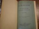 RECUEIL D'ARCHÉOLOGIE DE LA GAULE ET D'ARCHÉOLOGIE CELTIQUE. Recueil de 10 plaquettes constitué par L. de RONCHAUD, Secrétaire général du Ministère ...