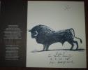 LE BESTIAIRE. 32 dessins d'animaux — 32 poèmes animaliers. . LOUISGRAND Philippe, POITEVIN Jean-Louis.