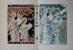 Estampe Lithographie couleur Art Nouveau. GEORGES AURIOL
