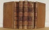 ORLANDO FURIOSO. (cinq volumes).. L'ARIOSTO, (L'ARIOSTE)