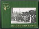 LES CHEMINS DE FER DE L'OUEST. I. NORMANDIE.. VAUQUESAL-PAPIN