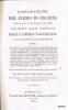 DICHIARAZIONE DEL CLERO DI FRANCIA FATTA DALL'ASSEMBLEA DEL 1682 INTORNO ALLE LIBERTA DELLA CHIESA GALLICANA, E ALL'AUTORITA ECCLESIASTICA. OPERA Che ...