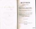 OUVRES COMPLÈTES de VAUVENARGUES. Nouvelle édition, augmentée de plusieurs Ouvrages Inédits, et De Notes Critiques et Grammaticales. Précédées d'une ...