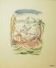 PAUL et VIRGINIE. Illustrations de E. Othon Friesz.. SAINT-PIERRE (Jacques Bernardin de), FRIESZ (Othon)