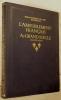 Bibliothèque de l'art décoratif. L'AMEUBLEMENT FRANCAIS AU GRAND SIECLE.. BOULENGER J.