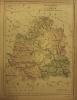 Atlas départemental de la France et des Colonies, à l'usage des statisticiens, commerçants, industriels, agents de publicité, administrations ...
