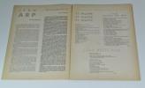 DERRIÈRE LE MIROIR N°33 : Jean ARP . ARP Jean - BRUGUIERE P. CATHELIN J.