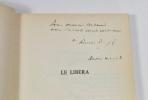 Le Libera. PINGET Robert