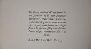 Quelques réflexions sur la singularité d'être français. VAILLAND Roger