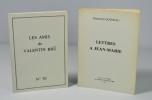 """Les amis de Valentin Bru n°30 + tiré à part """"Lettres à Jean-Marie"""". QUENEAU Raymond - BLAVIER André - FASOLA Pierre - REDFERN W. D. - LONGRE ..."""