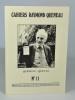 Cahiers Raymond Queneau n°11 - QUENEAU / QUEVAL. QUENEAU Raymond - QUEVAL Jean - RAMEIL Claude
