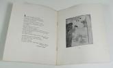 Exposition Max Ernst - Du 10 mars au 24 mars 1926. ERNST Max - DESNOS Robert - ELUARD Paul - PERET Benjamin