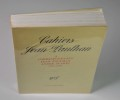 Cahiers Jean Paulhan, n° 4 : Correspondance Jean Paulhan / André Suarès, 1925-1940. PAULHAN Jean - SUARES André
