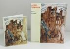 Lyonel Feininger. Oeuvres sur papier. FEININGER Lyonel - SABARSKY Serge