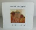 Olivier de Cayron - 1985 - 1996. DE CAYRON Olivier - DESHAYES Nicole - BROOMHEAD Michel