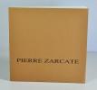 Pierre Zarcate : suite égyptienne. ZARCATE Pierre - STRASSER Catherine