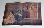 RivaBoren, pastels - Juin 1982. RIVABOREN - LOEB Florence