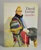 "David Levine ""Aquarelles"". LEVINE David - PAGET Jean"
