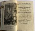 L'Antigastronomie, ou l'homme de ville sortant de table. Poème en IV chants. Manuscrit trouvé dans un pâté, et augmenté de remarques importantes. . [ ...