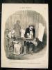 Les bons bourgeois. Daumier (Honoré)