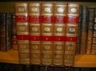 Histoire naturelle des quadrupèdes-ovipares (tome 1). Histoire naturelle des poissons (tomes 2 à 5).. LACEPEDE (Comte de )