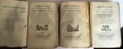 Histoire de la Vie Privée des Français, depuis l'Origine de la Nation jusqu'à nos Jours.. LE GRAND D'AUSSY (Pierre Jean-Baptiste)