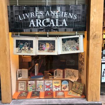 Arcala Livres Anciens