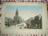 Vue de la cathédrale de Séville. Vue d'Optique du dix-huitième siècle
